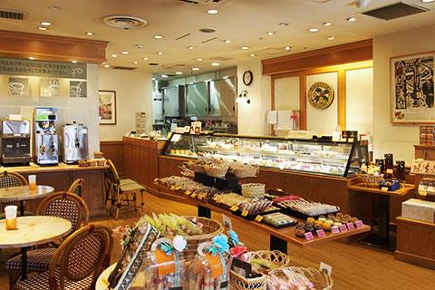 梅月堂チトセピア店